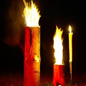 Feuershow Ambiente