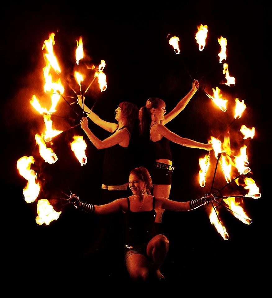 Feuershow Enigma GS