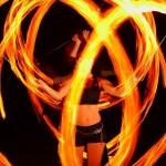 Feuershow von FeuerUndBewegung