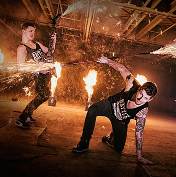 Fire and Dance