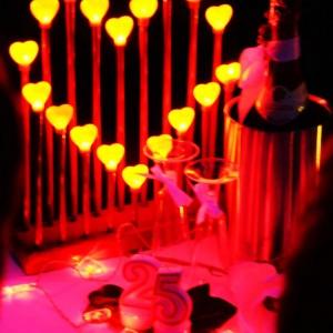 """Fire In Love"" Ambiente"