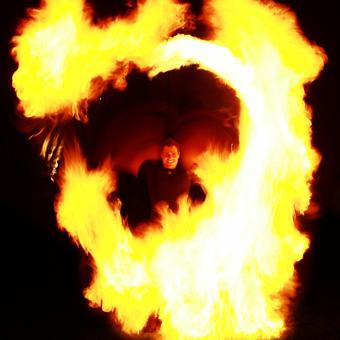 Pyrofackel