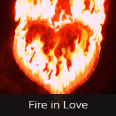 Feuershows Fire in Love