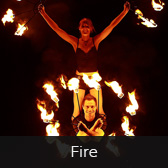 Feuershows Fire