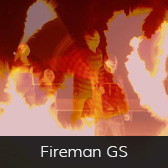 Feuershows Fireman GS