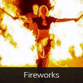 Feuershows Fireworks