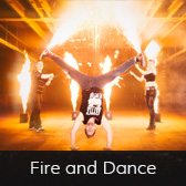 Feuershows Fire and Dance