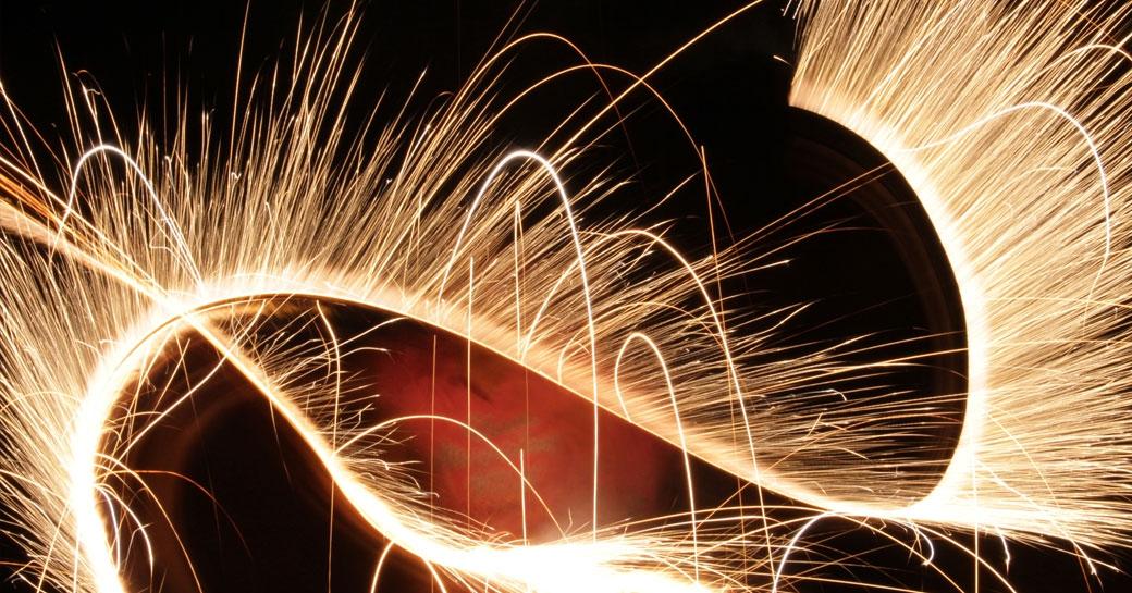 Feuershow Slider